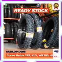 DUNLOP D 605 D605 275-21 300-21 410-18 460-18 Ban Motor Trail Cross