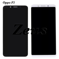 LCD TOUCHSCREEN TS ONLY FOR OPPO F5 CPH1723 - CPH1727 -