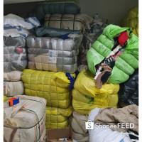 Paket Usaha Bal Segel Cardigan Grade Premium 25KG (Isi Bisa 200 Baju)