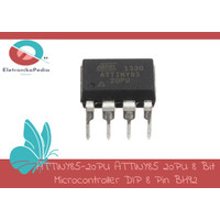 ATTINY85-20PU ATTINY85 20PU 8 Bit Microcontroller DIP 8 Pin BH92