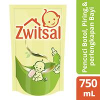 ZWITSAL BOTTLE CLEANSER PEMBERSIH BOTOL SUSU BAYI 750ML