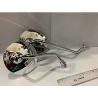 CM02 Spion bulat buat motor honda clasik c 70 cb scoopy