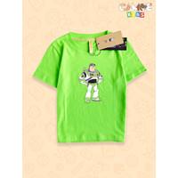 Kaos Baju Anak Kids Toy Story Buzz Lightyear