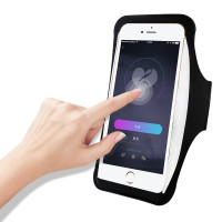 Running Sport Phone Case Armband For 6inch Samsung S10 S9 S8 iPhone