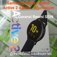 Diskon Samsung Galaxy Watch Active 2 44MM Aluminium Smartwatch