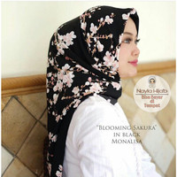 UT273 Jilbab Instan Terbaru Hijab Segi Tiga Instan Kerudung Terbaru 20