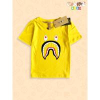 Kaos Baju Anak Kids Bapeshark BAPE Bathing ape