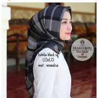 EY787 BEST SELLER Jilbab Instan Terbaru Hijab Segi Tiga Instan Kerudun