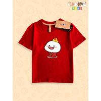 Kaos Baju Anak Kids Si Pentol Imlek CNY Sincia