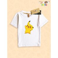 Kaos Baju Anak Kids Pokemon Pikachu