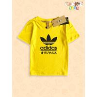 Kaos Baju Anak Kids Adidas Jepang Japan