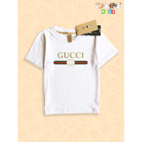 Kaos Baju Anak Kids Gucci Logo