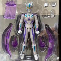 Ultra Act Ultraman Zero All Form Action Figure - Zero Beyond