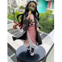 Nezuko Kimetsu No Yaiba Action Figure Big Size