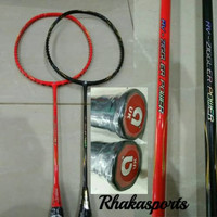 Unik Raket badminton apacs RV ZIGGLER POWER Murah