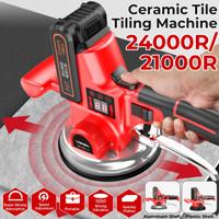 120kg Cordless Tiling Tile Machine 9 Gears Auto Floor Vibrator