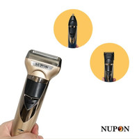 Shaver NUPON NP73 Multifungsi 3in1 Rechargeable Cukur Rambut