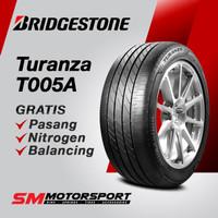 Ban Mobil Bridgestone Turanza T005A 215/55 R17 17 94W