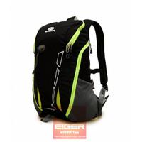 Promo Tas Daypack Eiger 2228 Compact - Black Green Murah