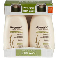 Product of Aveeno Daily Moisturizing Body Wash, 2 pk./33 fl. oz. - Bod