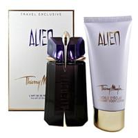 Thierry Mugler Alien Refillable Eau de Parfum Spray and Body Lotion, 2