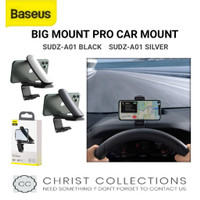 TERMURAH BASEUS CAR HOLDER UNIVERSAL DASHBOARD BIG MOUNT DECK STAND PH