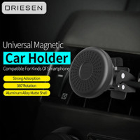 TERBAIK Driesen Mount HP Mobil Car Holder Universal Magnet AC Adjustab
