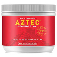 Aztec Healing Clay (/2 lb Bentonite Clay)