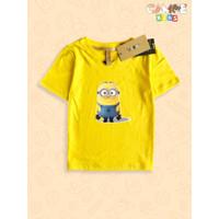 Kaos Baju anak kids Minion Papoy