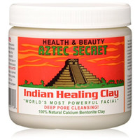 Aztec Secret Indian Healing Clay Pound (Pack of 2)