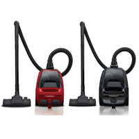 PROMO Sharp Vacuum Cleaner 450 Watt ECNS18BK ECNS18RD Low Watt Hitam