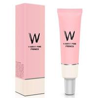 Face Makeup Pore Primer, Pink Isolation Cream Invisible Pore, Cover Ac