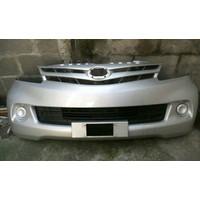 SJ - bumper depan toyota avanza type g 2013