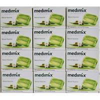 Medimix Herbal Handmade Ayurvedic Soap with Natural Glycerine With Lak