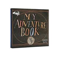 Disney Pixar UP Adventure Book 2 Shade Eyeshadow Palette And Interior