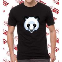 Kaos Baju Distro Muka Panda