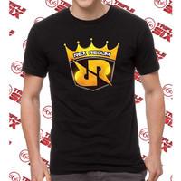 Baju Kaos Distro Esports Team RRQ Rex Regum Qeon PUBG CSGO Dota2