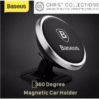 TERB4RU BASEUS UNIVERSAL MAGNETIC CAR HOLDER 360 DEGREE ROTATION PASTE