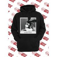 Jaket hoodie distro ariana grande