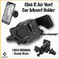 NEW Holder Mobil Spigen Click R Air Vent Car Mount Universal Original