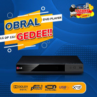 DVD player LG DP132 USB Playback ORIGINAL New Baru