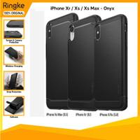 Ringke iPhone Xs X Xs Max Xr Onyx Softcase Anti Crack Military Tough