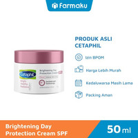 Cetaphil Brightening Day Protection Cream SPF 50 ml
