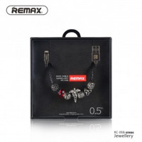 Original REMAX Jewellery Lightning Data Cable Poison Series .-.OLB1358