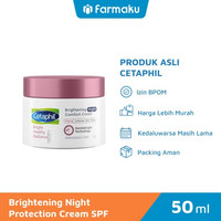 Cetaphil Brightening Night Nourishing Cream 50 m