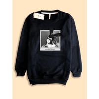 Sweater distro desain Ariana Grande Dangerous Woman Artis