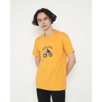 Erigo T-Shirt Ride Mustard