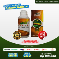 Obat Herbal Sakit Otot Bokong, Piriformis QnC Jelly Gamat Original
