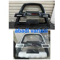 New Aksesoris Eksterior Mobil Datsun Go Tanduk Depan TRD Sportivo LED