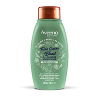 Aveeno Scalp Soothing Fresh Greens Blend 2-in-1 Shampoo + Conditioner,